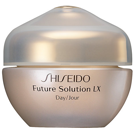 Shiseido Future Solution LX Total Protective Cream SPF20 - Denný pleťový krém 50 ml