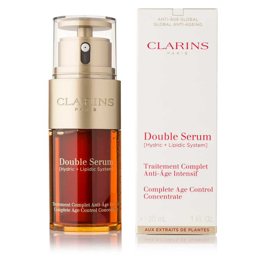 Clarins Double Serum (Complete Age Control Concentrate) 30 ml