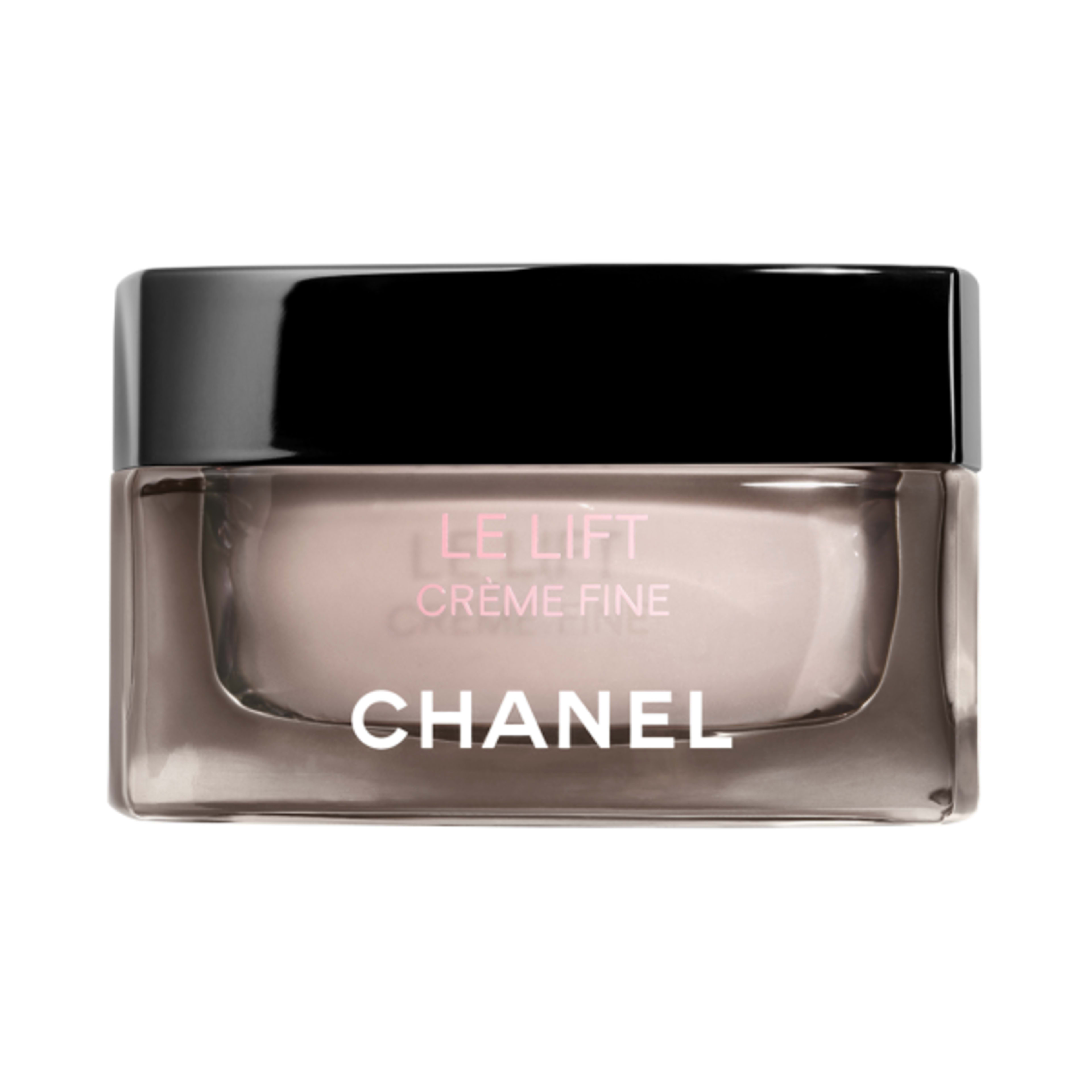 Chanel Le Lift Creme Fine SMOOTHING AND FIRMING Botanical Alfalfa Concentrate 50 ml