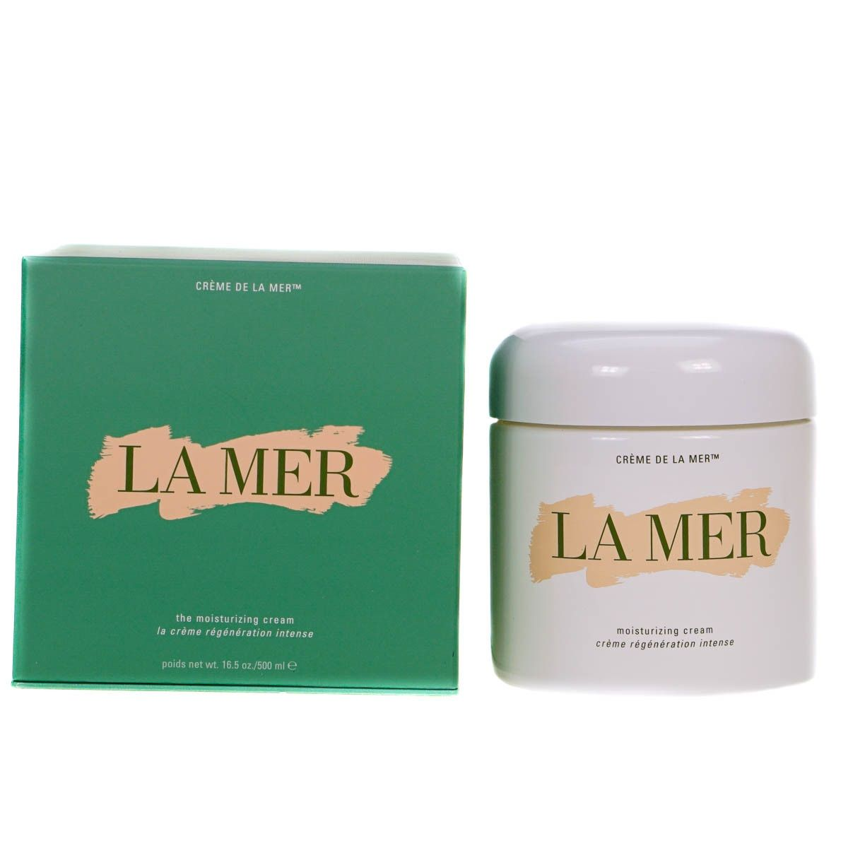 La Mer The Moisturizing Cream 500ml
