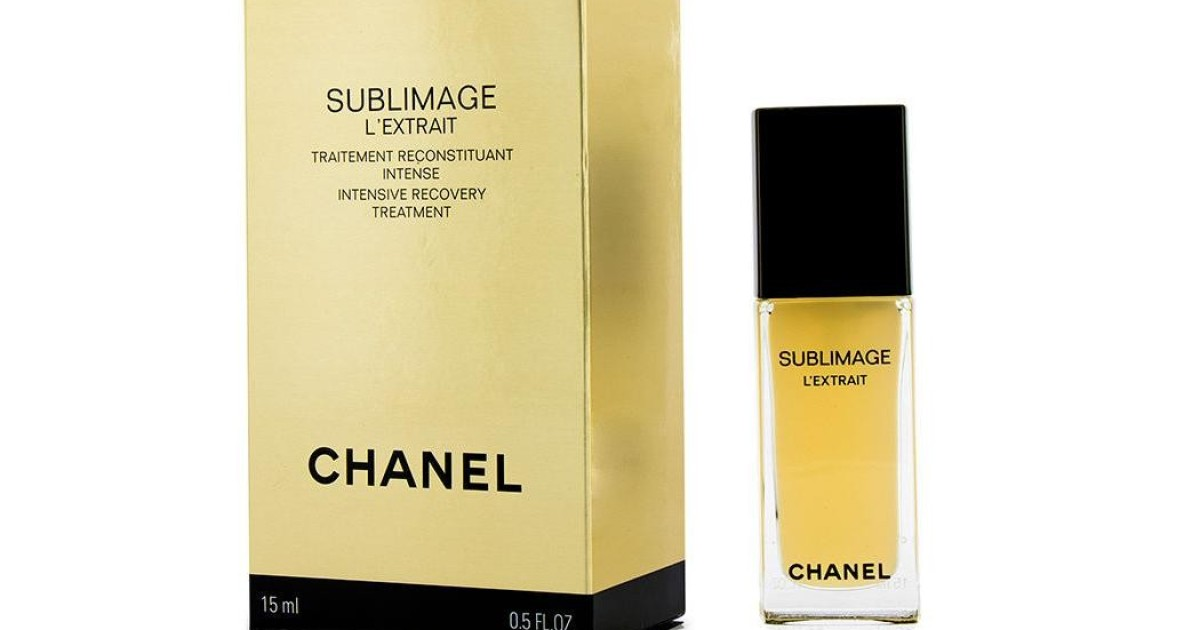 Chanel Sublimage L'Extrait Intensive Recovery Treatment 15ml