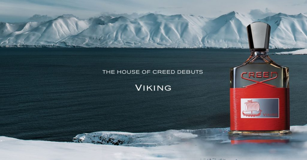 Creed Viking parfumovaná voda pánska 100 ml