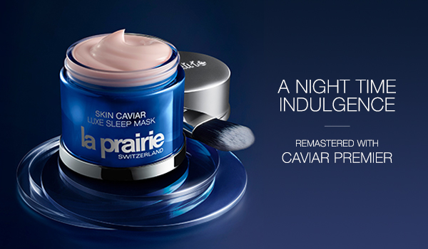 La Prairie Skin Caviar Luxe Sleep Mask Remastered With Caviar Premier 50 ml