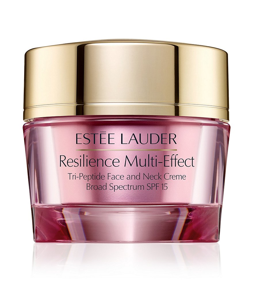 Estee Lauder Resilience Multi-Effect Tri-Peptide Face and Neck Creme SPF 15 50ml