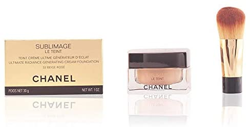 Chanel Rozjasňujúci krémový make-up Sublimage Le Teint Ultimate Radiance Generating Cream Foundation 30 Beige 30 g